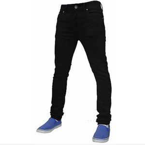 Paper Denim & Cloth | Slim Skinny Black Jean